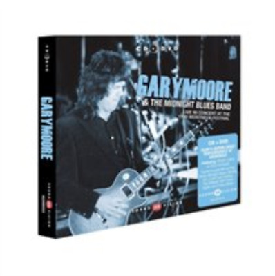 Gary Moore-Live at Montreux CD with DVD NEW