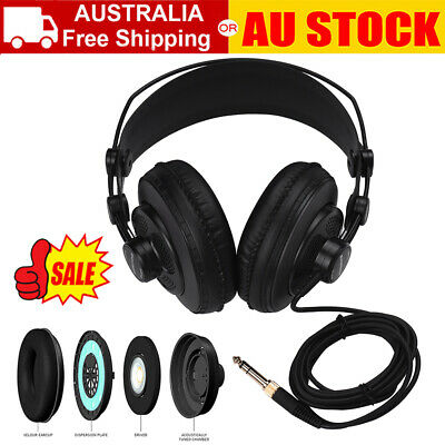 SAMSON SR850 Professional Studio Reference Monitor Headphones Dynamic Headset