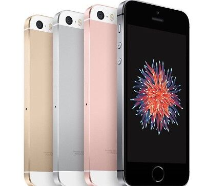 Apple iPhone SE - 16GB 32GB 64GB Unlocked touch id won't work Various Colours