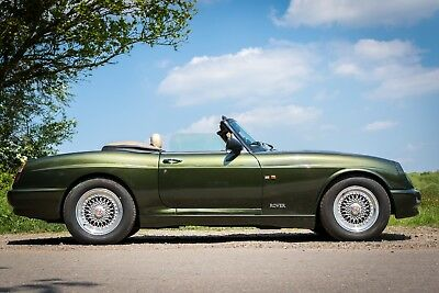 MG RV8 Beautiful condition in the only colour to have; Woodcote Green