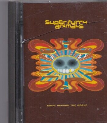 Superfurry Animals-Rings Around The World minidisc album