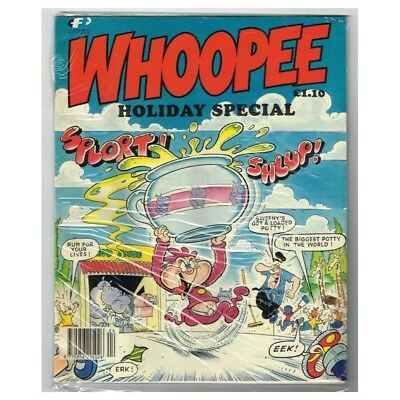Whoopee Comic No Date  MBox2793 Holiday  Special