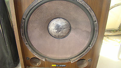 """Vintage Sony SS-870 150 Watts 4 Ohms 15"""" Woofer ONLY Made in Japan Unit 1"""