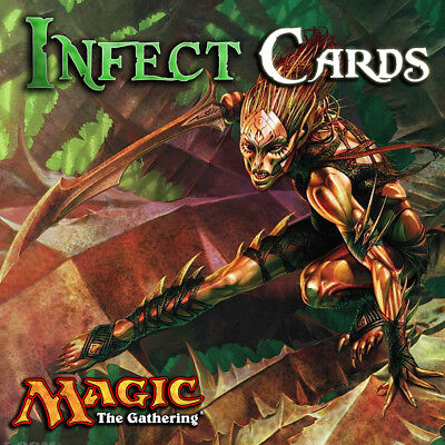 Choose Your Infect Cards - Casual / EDH / Cube Mtg