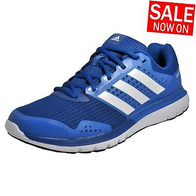 various colors c5f0d 4653f Adidas Duramo 7 Mens Running Shoes Fitness Gym Workout Trainers Blue