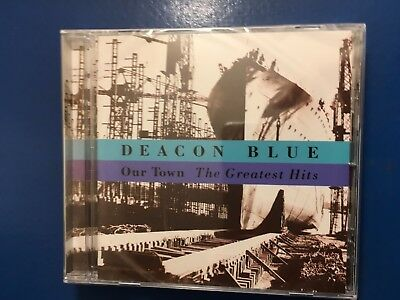Deacon  Blue.       Our Town.     The Greatest Hits    Compact Disc