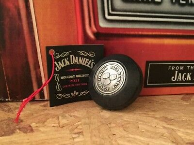 Jack Daniels 2011 Limited Edition Holiday Select Cork and Decanter Tag