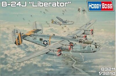 Top Neuheit ! Hobby Boss  B-24 J Liberator In 1/32 !!