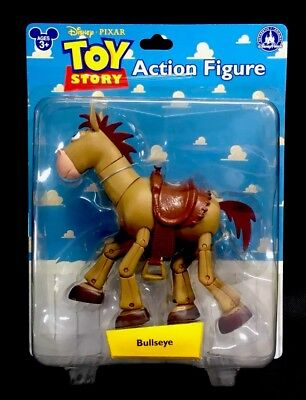 "Disney Parks Toy Story Bullseye 6"" Action Figure Pixar Fully-Articulated **New**"