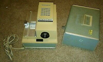 argus 300 automatic slide projector model 38 (not working)