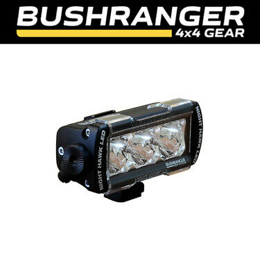 Bushranger Night Hawk LED Light Bar | 5.5 | Spot 4X4 4WD Offroad Touring