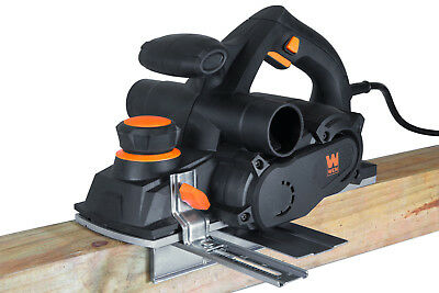 8 Amp 4-3/8 Inch Electric Hand Planer Power Tools Portable New