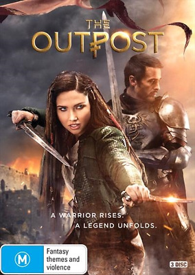 Outpost, The (DVD, 2018) (Region 4) New Release