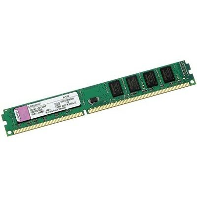 Kingston 8GB DDR3 1600MHz PC3-12800 CL11 240pin Non ECC Desktop Memory RAM