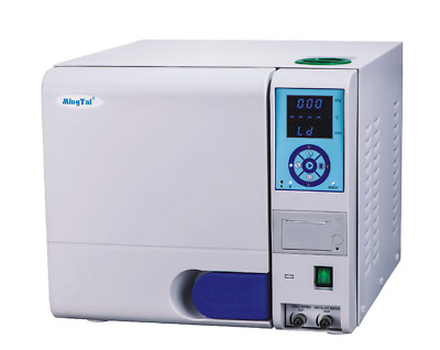Dental 23L Vacuum Steam Autoclave Sterilizer SUN23-III with Printer LCD Display