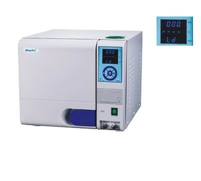 Dental 18L Vacuum Steam Autoclave Sterilizer SUN18-III with Printer LCD Display