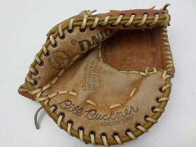 Catchers Mit Spalding Top Grain Leather used