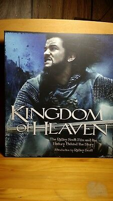 Kingdom Of Heaven The Ridley Scott Film & The History Behind The Story Paperback