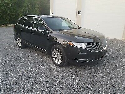 2014 Lincoln MKT AWD Luxury 2014 Lincoln MKT Town Car Black