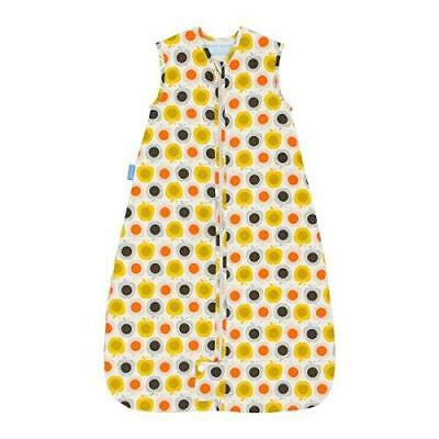 The GRO Company Orla Kiely Travel Grobag, 0 to 6 Months, 1.0 Tog, Apples