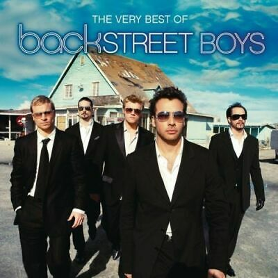 BACKSTREET BOYS - The Very Best Of.. CD *NEW* Gold Series