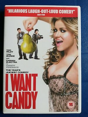 I Want Candy DVD Carmen Electra Comedy