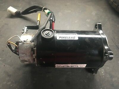Sterling Pearl Mobility Scooter Pihsiang Motor M4-7Mnw-2 Electric Brake B5#3E-A2