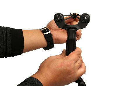 new HDPE grab Wrist Rest handle Catapults SlingShots High Velocity Powerful