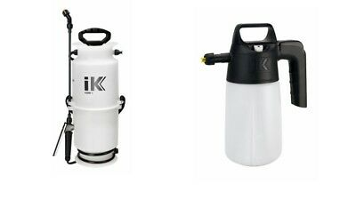 iK Industrial Foam Pressure Sprayers - Foam Sprayers - Litres: 1.5L 9L