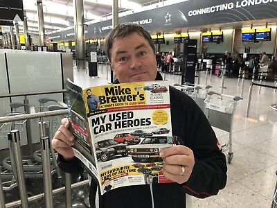 Mike Brewer Ultimate Guide To Used Cars Bookazine OFFICIAL SELLER