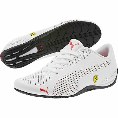 fbac456b4e52 PUMA Scuderia Ferrari Drift Cat 5 Ultra Sneakers Men Shoe Auto New
