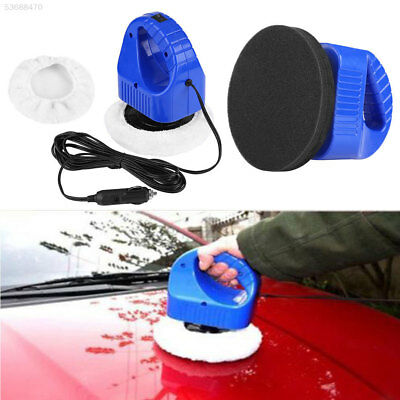 3B77 Buffing Car Waxing Machine Durable 40W DC12V Remove Scratch Vehicle Clean