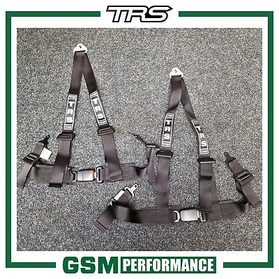 Pair Of Trs Bespoke Mx-5 Clubman Harnesses