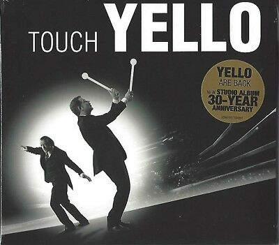 Yello / Touch Yello * New Digipack Cd With 16 Side Booklet * Neu *