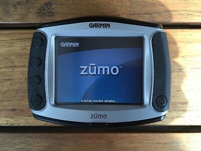 Garmin ZUMO 550 with Lifetime Updates and new Buttons/keypads ,new Display