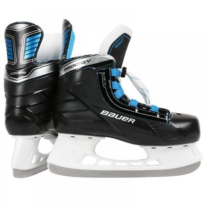 NEW BAUER PRODIGY KIDS/BOYS/YOUTH (2-8 years old) ADJUSTABLE ICE HOCKEY SKATES