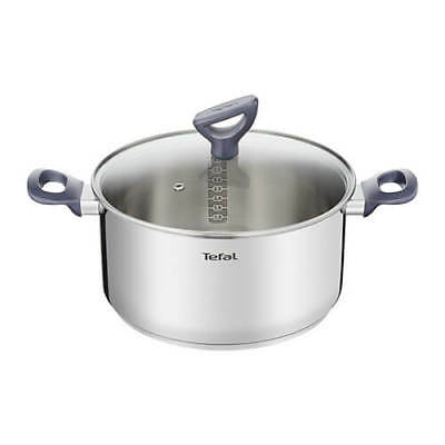 Tefal Daily Cook 24cm Stainless Steel Stewpot