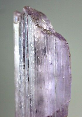 325 CT Full terminated transparent pink color natural Kunzite Crystal from @AFG
