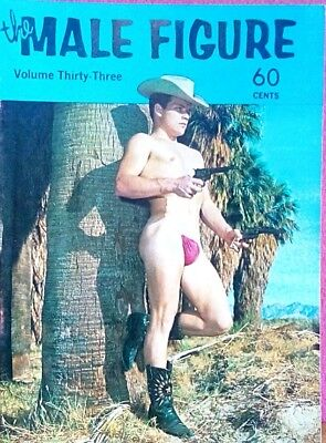The Male Figure volume 33 gay interest magazine