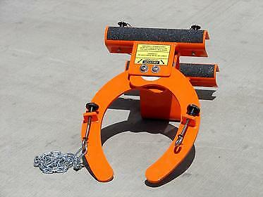 """Safe T Claw  """"Extension Ladder Pole-Clamping Device"""""""