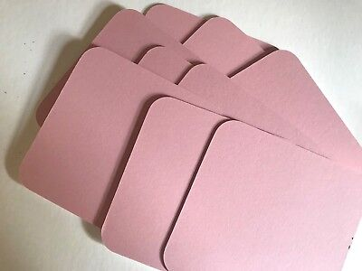 9 Round Corner Rounded Corners  4.75Cm Square Mountboard Offcuts