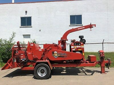 2013 Morbark M18R Brush Chipper