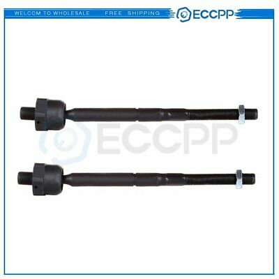 Front Inner Tie Rod End Links Kit For Ford Expedition F-150 & Lincoln Navigator