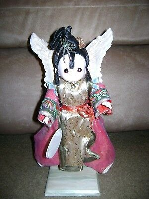 """Precious Moments Doll....Angel of the East...w/Tags....12"""""""
