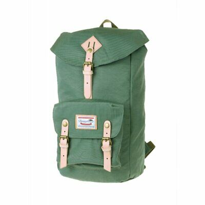 Doughnut Backpack Heritage Green Backpack One Size