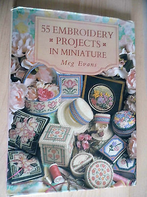 55 Embroidery Projects In Miniature