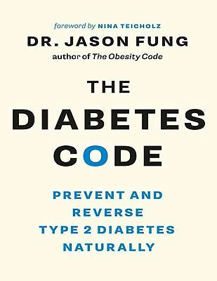 The Diabetes Code: Prevent and Reverse Type 2 Diabetes (PDF) - NOT Physical Book