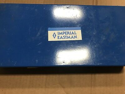 Imperial Eastman 121-FA Tube Cutting, Flaring, Bending Tool Kit in Metal Box USA