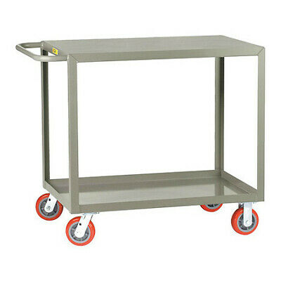 Welded Utility Cart,2000 lb.,Steel LITTLE GIANT LG24366PY