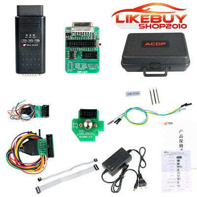 Yanhua Mini ACDP Progarmming Master Fit For B.MW AUDI Read DME ISN Code by OBD